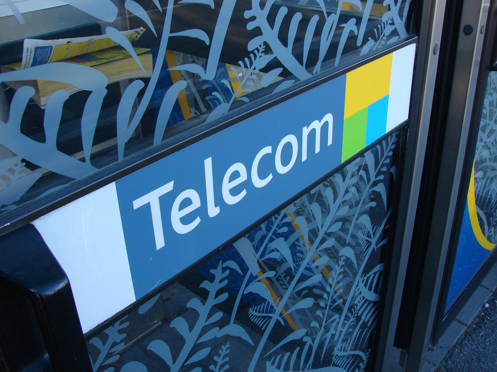 Telecom by yum9me (CC BY-NC-ND 2.0) https://flic.kr/p/53jSy4