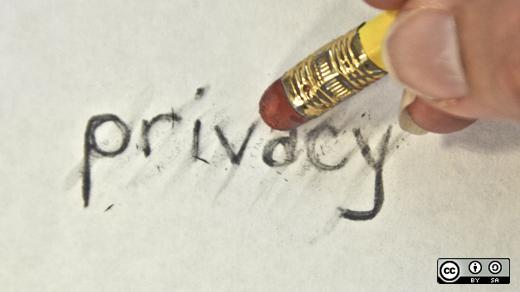 Facebook: The privacy saga continues by Ruth Suehle for opensource.com (CC BY-SA 2.0)
