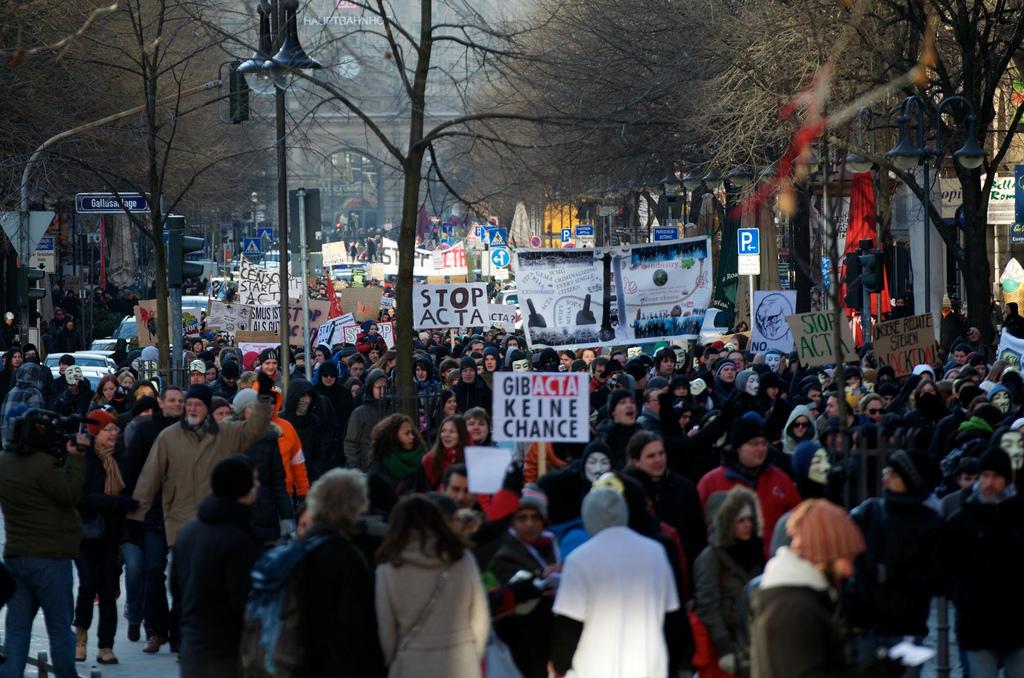 Stop ACTA 9 by Martin Krolikowski (CC BY 2.0) https://flic.kr/p/bs3VmD