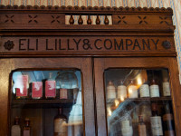 eli lilly drug cabinet by sciondriver (CC BY-NC-ND 2.0) https://flic.kr/p/cK3ExS