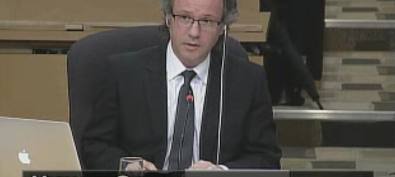 Diving Into the Digital Privacy Act: My Appearance Before Senate Transport & Comm Committee on S-4
