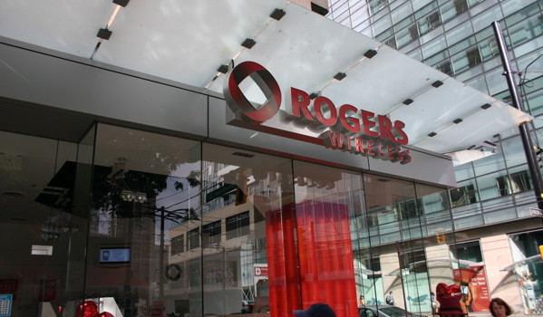 Rogers on the corner of Robson and Seymour by Jeffery Simpson (CC BY-NC-SA 2.0) https://flic.kr/p/hZGAN