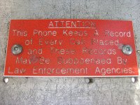 Sign on public phone booth by Ian Kennedy (CC BY-NC 2.0) https://flic.kr/p/54TY1m
