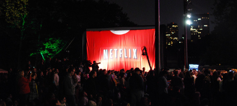 The Netflix Screen by Mike K (CC BY-NC 2.0) https://flic.kr/p/73HcFe