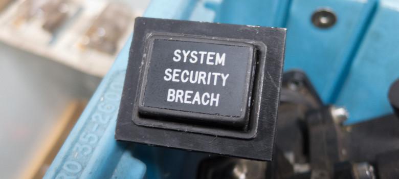 System Security Breach by Jeff Keyzer (CC BY-SA 2.0) https://flic.kr/p/bucTzM