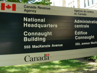 Canada Revenue Agency (CRA) national headquarters in Ottawa by Obert Madondo (CC BY-NC-SA 2.0) https://flic.kr/p/oWPkF8