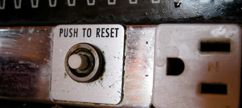 push to reset by voodooangel (CC BY-NC 2.0) https://flic.kr/p/4oPLvE