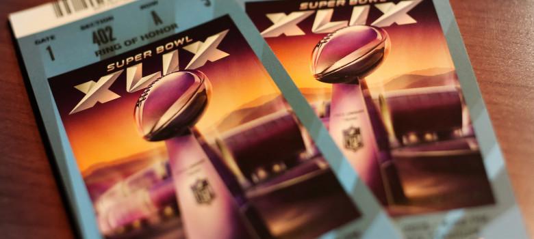 Super Bowl XLIX by Joe Parks (CC BY 2.0) https://flic.kr/p/qYFnR5