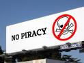 No Piracy billboard by Descrier (CC BY 2.0) https://flic.kr/p/faTECf