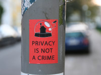 Privacy is not a Crime by Jürgen Telkmann (CC BY-NC 2.0) https://flic.kr/p/pDmshR