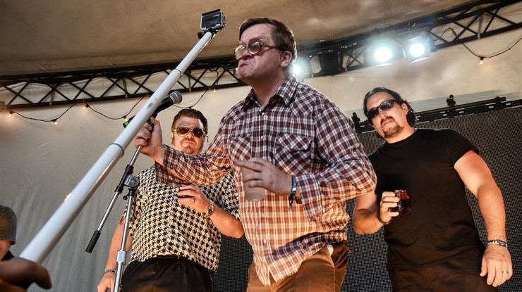 TRAILER PARK BOYS INTRODUCING BRIAN SCOLARO by Pemberton Music Festival (CC BY-NC 2.0) https://flic.kr/p/ow12W1