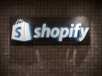 Lit signage by Shopify (CC BY 2.0) https://flic.kr/p/bjv6jn