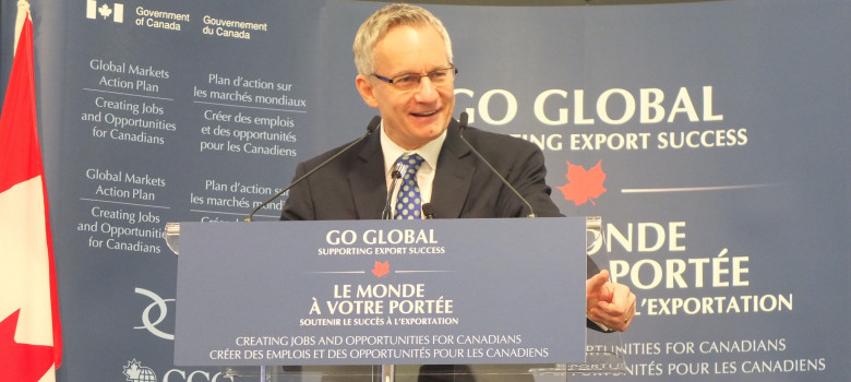 Minister Fast Marks Historic Year for Canadian Trade and Investment by DFATD | MAECD (CC BY-NC-ND 2.0) https://flic.kr/p/qsjhWg