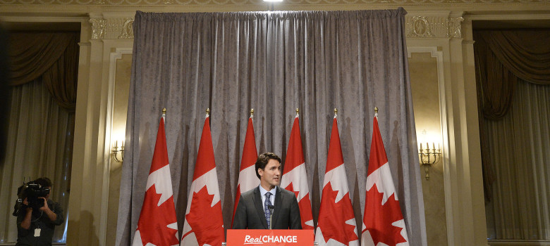 Justin Trudeau at Canada 2020 by Canada 2020 (CC BY-NC-ND 2.0) https://flic.kr/p/uRp6SC