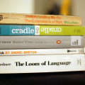 april: the booklist by stephanie vacher (CC BY-NC-ND 2.0) https://flic.kr/p/4EgeGM