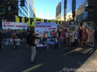 TPP protest at U.S. Trade Representative Office 11-16-2015 by Vision Planet Media (CC BY-NC-ND 2.0) https://flic.kr/p/B9fQ4K