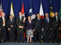 Reunión-almuerzo con Líderes de APEC que forman parte del TPP by Gobierno de Chile (CC BY 2.0) https://flic.kr/p/Bc8mWf