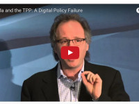 Canada and the TPP: My Talk on a Digital Policy Failure