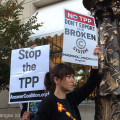 TPP protest at Washington, D.C, Chamber of Commerce by Vision Planet Media (CC BY-NC-ND 2.0) https://flic.kr/p/Ayc5Qd