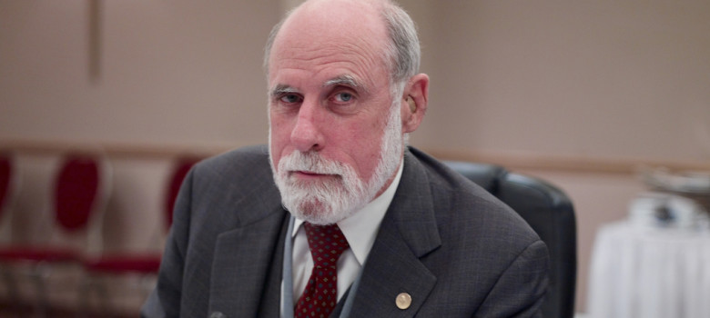 Vint Cerf by Joi Ito (CC BY 2.0) https://flic.kr/p/3LJLYj