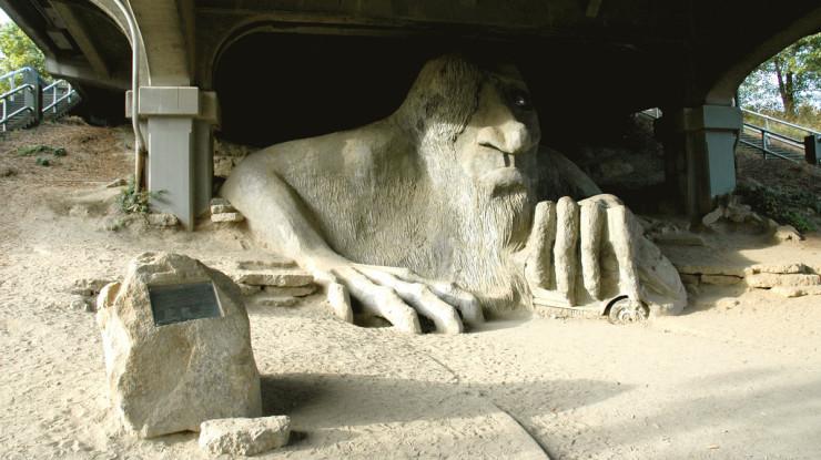 Troll under the Bridge by ngader (CC BY 2.0) https://flic.kr/p/miZWe
