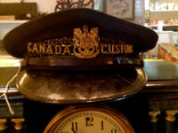 A 1950's era Canada Customs cap was purchased at the Cookstown ON Antique Centre by antefixus21 (CC BY-NC-ND 2.0) https://flic.kr/p/jCvuNY