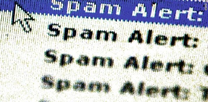 Spam by Lucas Di Patrizio (CC BY-NC 2.0) https://flic.kr/p/havNfa
