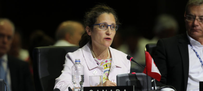 First Day of OAS General Assembly by OEA-OAS (CC BY-NC-ND 2.0) https://flic.kr/p/UGvFXA