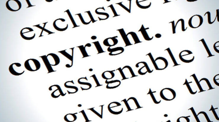 copyright definition. by Nick Youngson http://nyphotographic.com/ CC BY-SA 3.0 http://www.thebluediamondgallery.com/c/copyright.html