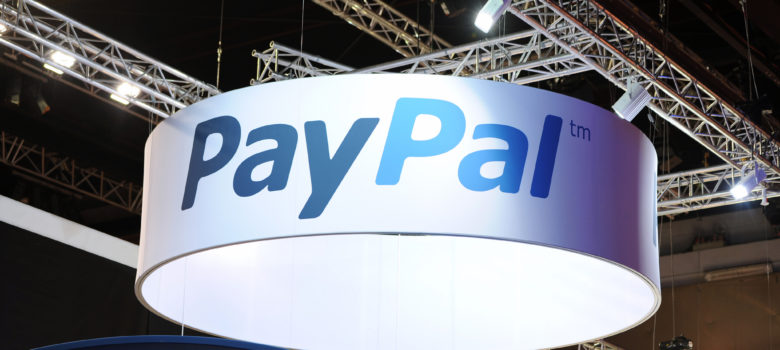PayPal Booth by OFFICIAL LEWEB PHOTOS (CC BY 2.0) https://flic.kr/p/dz2R25