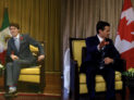 Reunión de Líderes de APEC - Día 1, Presidencia de la República Mexicana (CC BY 2.0) https://flic.kr/p/Gqdbbn; Prime Minister Trudeau meets with President Enrique Peña Nieto ahead of a TPP meeting in Da Nang, Vietnam. November 10, 2017, Justin Trudeau, https://flic.kr/p/ZiDMPN