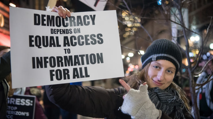 Boston Net Neutrality Rally by Tim Carter (CC BY-NC-ND 2.0) https://flic.kr/p/CCkbMB