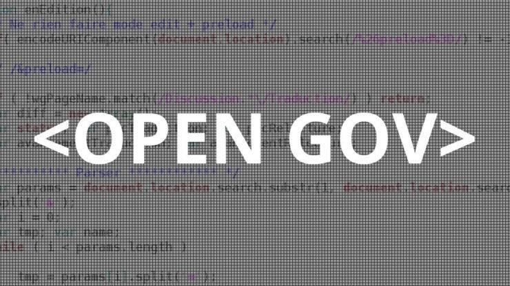Open government by Descrier http://descrier.co.uk https://flic.kr/p/pVRYzB (CC BY 2.0)