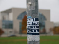 Fight for your digital rights! by Oliver Wunder (CC BY-NC-SA 2.0) https://flic.kr/p/p3dwKa