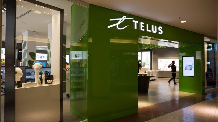 New TELUS Store at Southgate by Mack Male (CC BY-SA 2.0) https://flic.kr/p/AnsScm