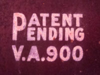Patent pending by Jim Grey https://flic.kr/p/TQwcKc (CC BY-NC-ND 2.0)