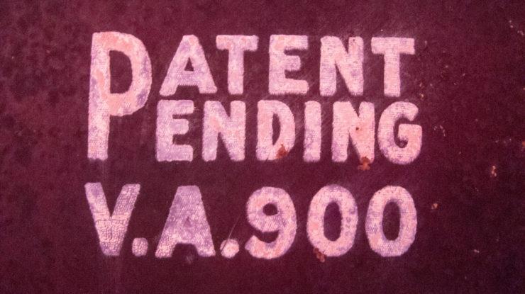 Patent pending by Jim Grey https://flic.kr/p/TQwcKc (CC BY-NC-ND 2.0)