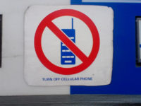 Universally ignored gas pump warning.. from a time when cell phones were scary by Emerson Wiggins https://flic.kr/p/nKfVUS (CC BY-NC 2.0)
