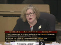 Monica Auer, In Committee from the Senate of Canada: Modernizing Canada's Film Industry, CPAC, http://www.cpac.ca/en/programs/in-committee-from-the-senate-of-canada/episodes/65290478