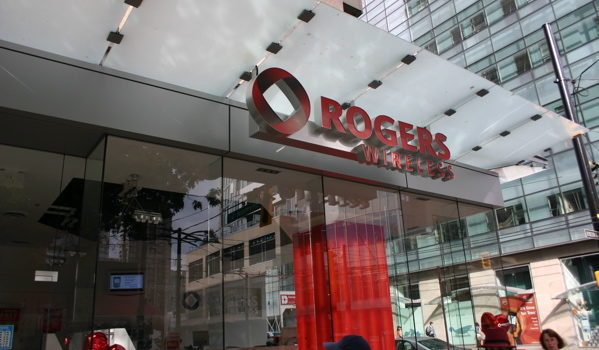 Rogers on the corner of Robson and Seymour by Jeffery Simpson https://flic.kr/p/hZGAN (CC BY-NC-SA 2.0)