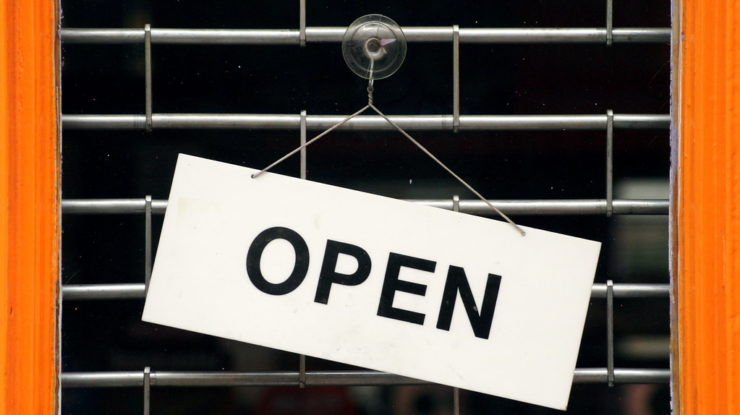 Open by Glen Scott (CC BY-NC 2.0) https://flic.kr/p/2EPNqS