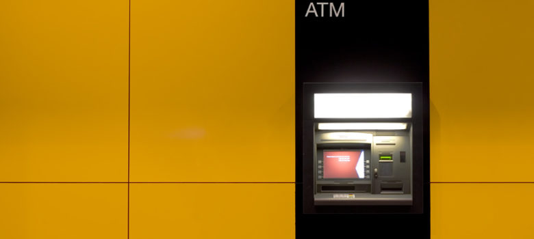 ATM by megawatts86 (CC BY-SA 2.0) https://flic.kr/p/6bHE21