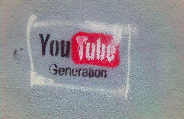 YouTube Generation by jonsson (CC BY 2.0) https://flic.kr/p/KaeZT