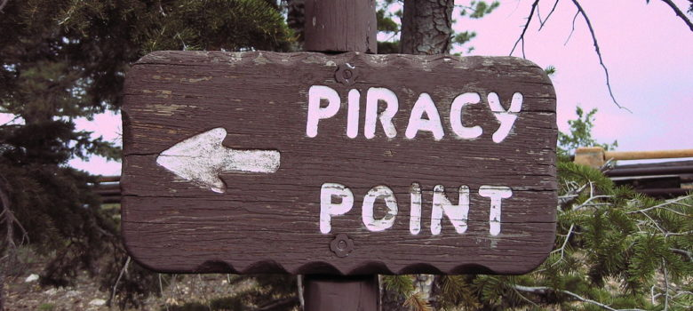 Piracy Point by Ted & Dani Percival (CC BY 2.0) https://flic.kr/p/6FEST5