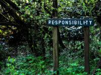 Responsibility by Nathan Siemers (CC BY-SA 2.0) https://flic.kr/p/4KZiPv