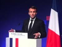 Macron at GFAIH by Michael Geist