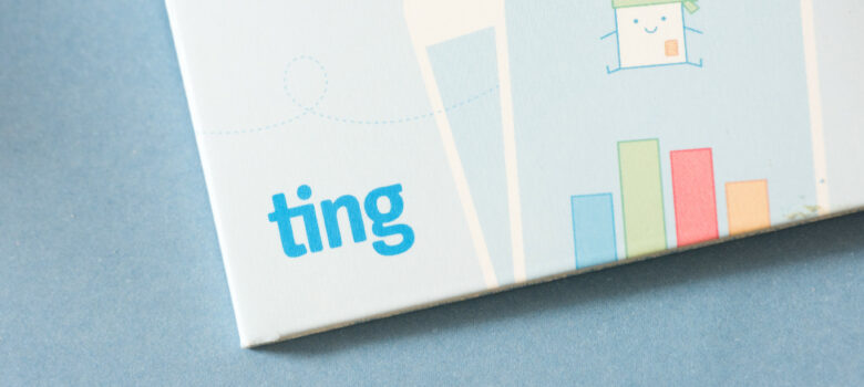 Ting by Daniel Foster (CC BY-NC-SA 2.0) https://flic.kr/p/2h6tHKy