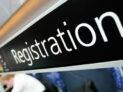 Registration desk sign by NHS Confederation (CC BY 2.0) https://flic.kr/p/9YxwXp