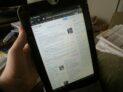 News on the Tablet by Dennis Sylvester Hurd https://flic.kr/p/b2fsCa (public domain)